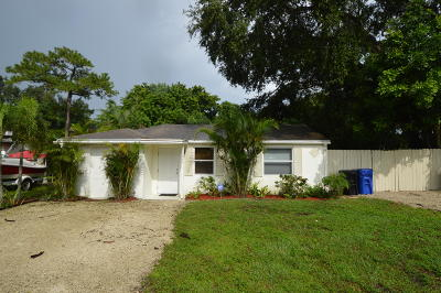 Fort Lauderdale Single Family Home Contingent: 1348 SW 25th Avenue