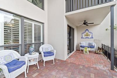 Boynton Beach Condo For Sale: 3722 Quail Ridge Drive #Green He