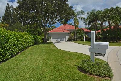 Vero Beach Single Family Home For Sale: 2585 55th Square
