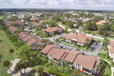Jupiter Condo For Sale: 202 Wingfoot Drive #A