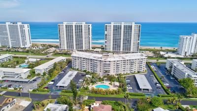 Boca Raton Condo For Sale: 2851 S Ocean Boulevard #5n