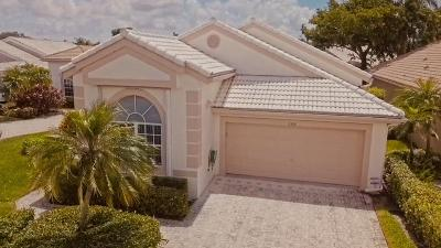 Boynton Beach Single Family Home For Sale: 6332 Crystal View Lane