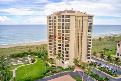 Fort Pierce Condo For Sale: 2400 S Ocean Drive #8193