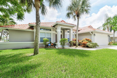 Single Family Home Pending: 1043 Egret Circle
