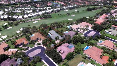 West Palm Beach Single Family Home For Sale: 2549 Seminole Circle