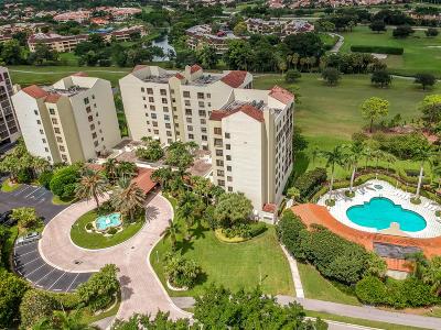 Boca Raton Condo For Sale: 7351 Promenade Drive #E602