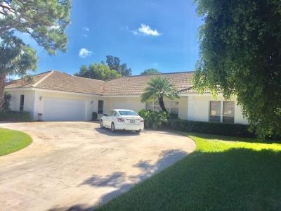 Atlantis Single Family Home For Sale: 457 Glenbrook Drive
