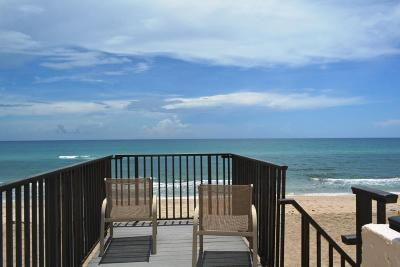 Palm Beach Condo For Sale: 3610 S Ocean Boulevard #606