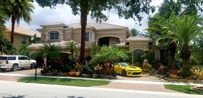 Boynton Beach Single Family Home For Sale: 11150 Stonewood Forest Trail