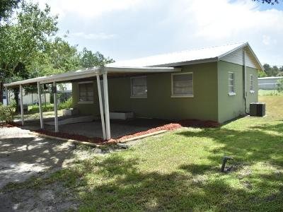 Okeechobee Single Family Home For Sale: 1770 SW 2nd Way Way