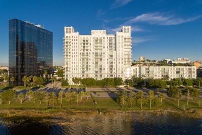 West Palm Beach Condo For Sale: 300 S Australian Avenue #505