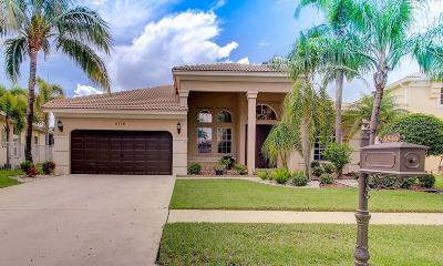 Lake Worth Single Family Home For Sale: 6546 Stonehurst Circle