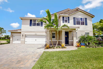 Royal Palm Beach Single Family Home For Sale: 11911 Cypress Key Way