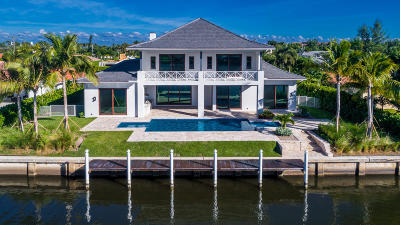Manalapan Single Family Home For Sale: 70 Spoonbill