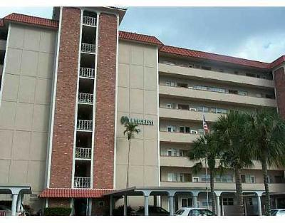 Pompano Beach Rental For Rent: 1101 Crystal Lake Dr #302