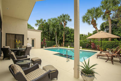Palm Beach Gardens Single Family Home For Sale: 13389 Verdun Drive