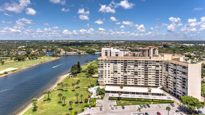 North Palm Beach Condo For Sale: 336 Golfview Road #806