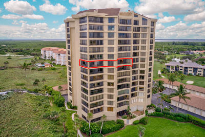 Fort Pierce Condo For Sale: 2400 S Ocean Drive #8192