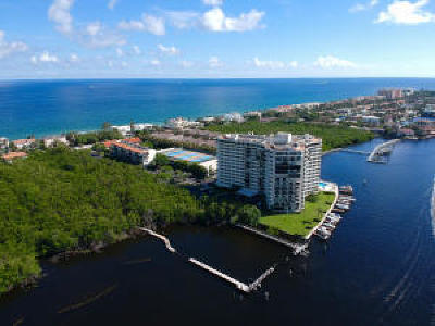 Highland Beach Condo For Sale: 3912 S Ocean Boulevard #1507