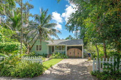 Fort Lauderdale Single Family Home For Sale: 1510 SW 1 Street