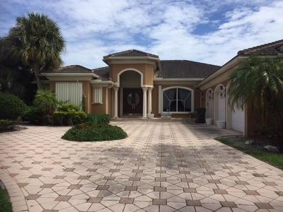 Boca Raton Single Family Home Contingent: 7564 Fairway Trail