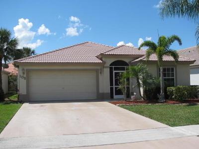 Royal Palm Beach Single Family Home For Sale: 103 Derby Lane
