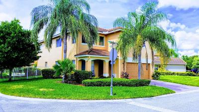 Riviera Beach Single Family Home For Sale: 2101 Little Torch Street