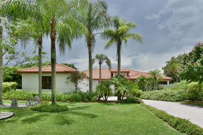 Lake Worth Single Family Home Contingent: 4882 Exeter Estate Lane