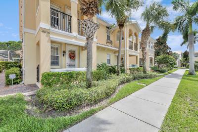 Palm Beach Gardens Townhouse For Sale: 4514 Illicium Drive