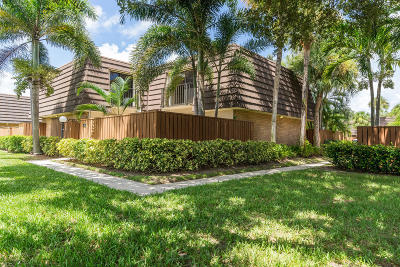 Jupiter Townhouse For Sale: 1946 19th Court