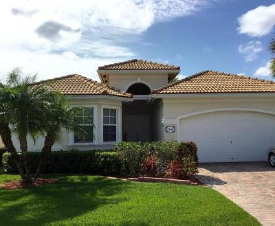 West Palm Beach Single Family Home For Sale: 2355 Curley Cut