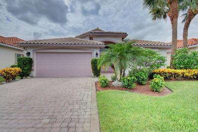 Boynton Beach Single Family Home For Sale: 7168 Lombardy Street