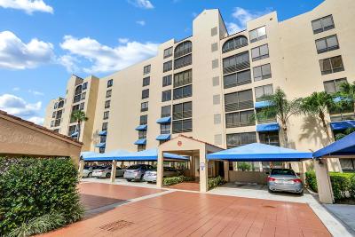 Boca Raton Condo For Sale: 7178 Promenade Drive #202
