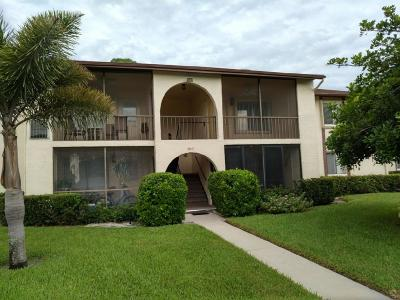 Greenacres Condo For Sale: 317 Knotty Pine Circle