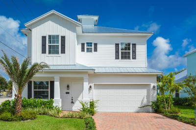Stuart Single Family Home For Sale: 403 Coconut Avenue
