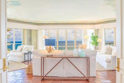 Singer Island Condo For Sale: 3920 Ocean Drive #17a