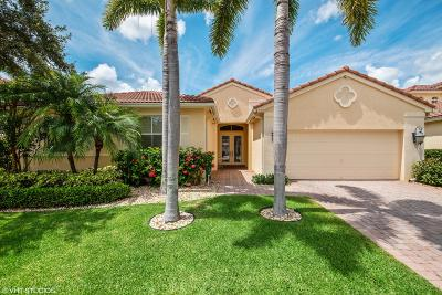 Palm Beach Gardens Single Family Home For Sale: 199 Sedona Way
