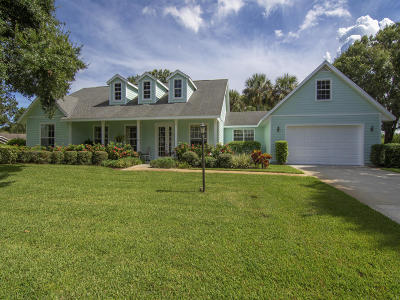 Vero Beach Single Family Home For Sale: 3919 58th Circle