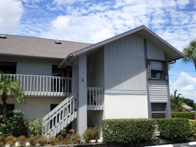 Hobe Sound Condo For Sale: 6295 SE Charleston Place #201