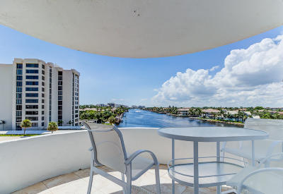 Delray Beach Condo For Sale: 2200 S Ocean Boulevard #501