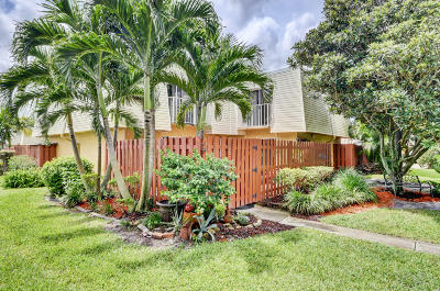Boca Raton Single Family Home For Sale: 22192 Boca Rancho Drive #C