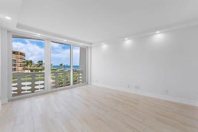 Palm Beach Condo For Sale: 100 Sunrise Avenue #325
