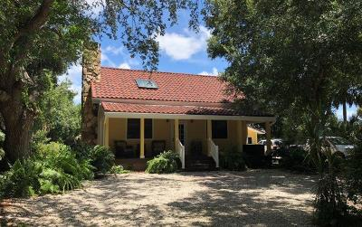 Fort Pierce Single Family Home For Sale: 2990 W Midway Road