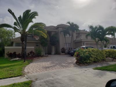 Boca Raton Single Family Home For Sale: 22332 Collington Drive
