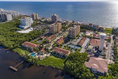 Highland Beach Condo For Sale: 3594 S Ocean Boulevard #1002