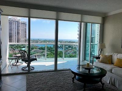 Aventura Condo For Sale: 19400 Turnberry Way #1021