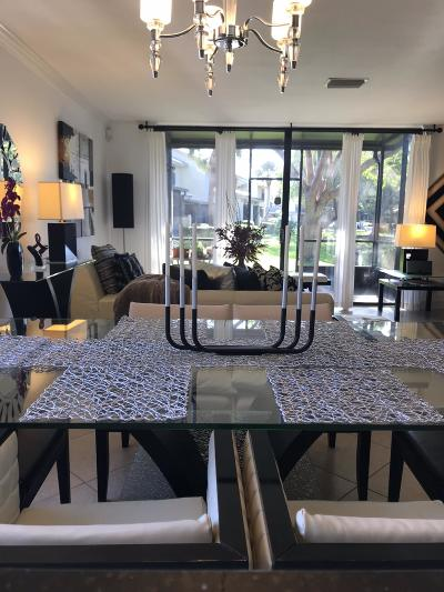 Coconut Creek Townhouse For Sale: 4823 NW 22nd Street #4137