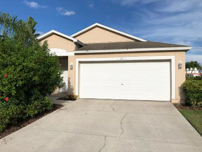 Vero Beach Single Family Home For Sale: 803 Greenleaf Circle