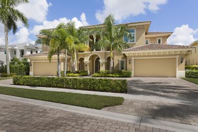 Boca Raton Single Family Home For Sale: 17114 Avenue Le Rivage