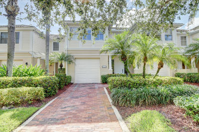 Boca Raton Townhouse For Sale: 5848 NW 39th Avenue
